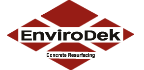 Envirodek Concrete Resurfacing